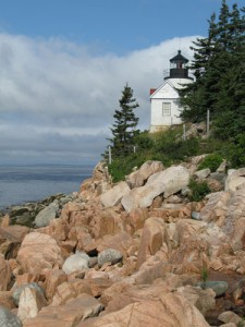 Bass Harbor Head Lighthouse Acadia National Park